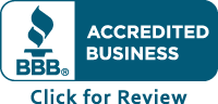 Better Business Bureau - Click for Review