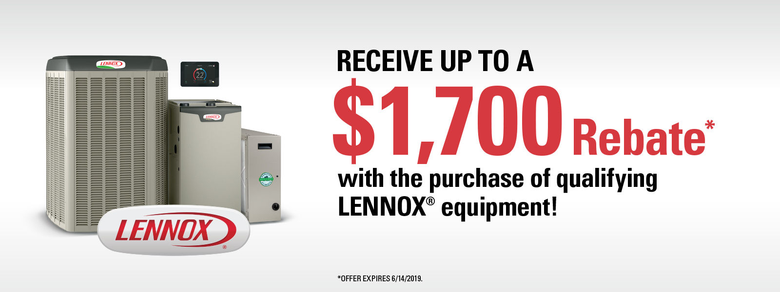 Lennox Winter promotional